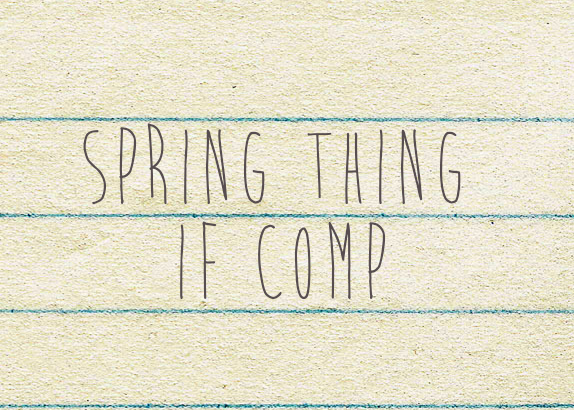 Spring Thing IF Comp